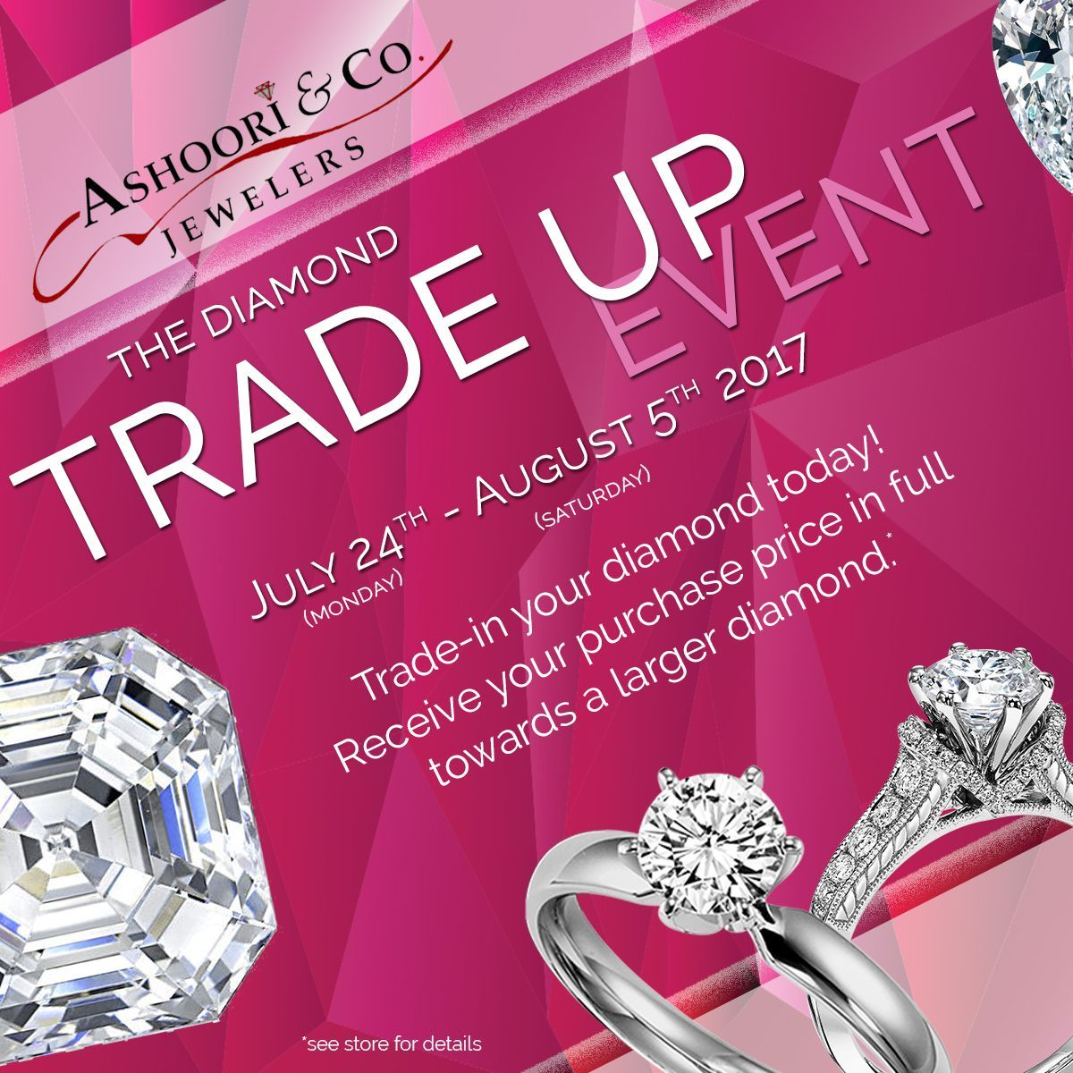The Diamond Trade Up Event ends TOMORROW! Trade in your diamond ...