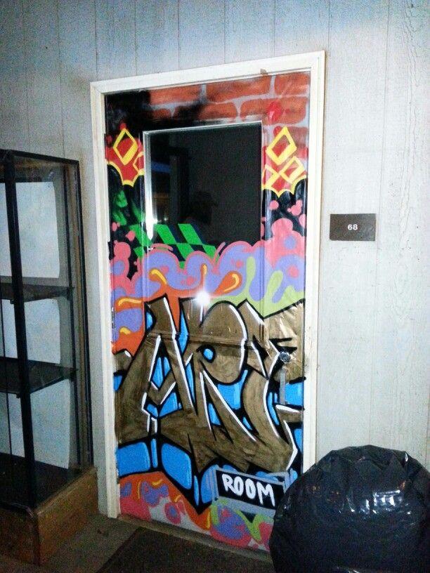 Art Room Drawing: Art Classroom, Art Room Doors