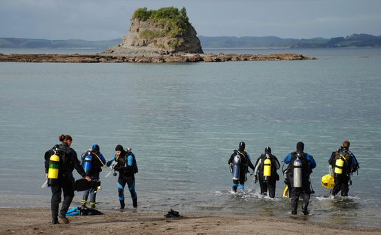 5 Not-So-Ordinary Tips for Shore Diving