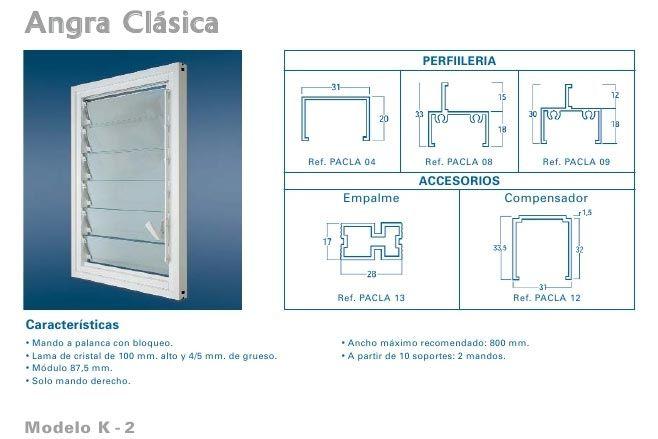 Pin de digital1 en 00 puertas y ventanas tecnicas for Medidas estandar de ventanas argentina