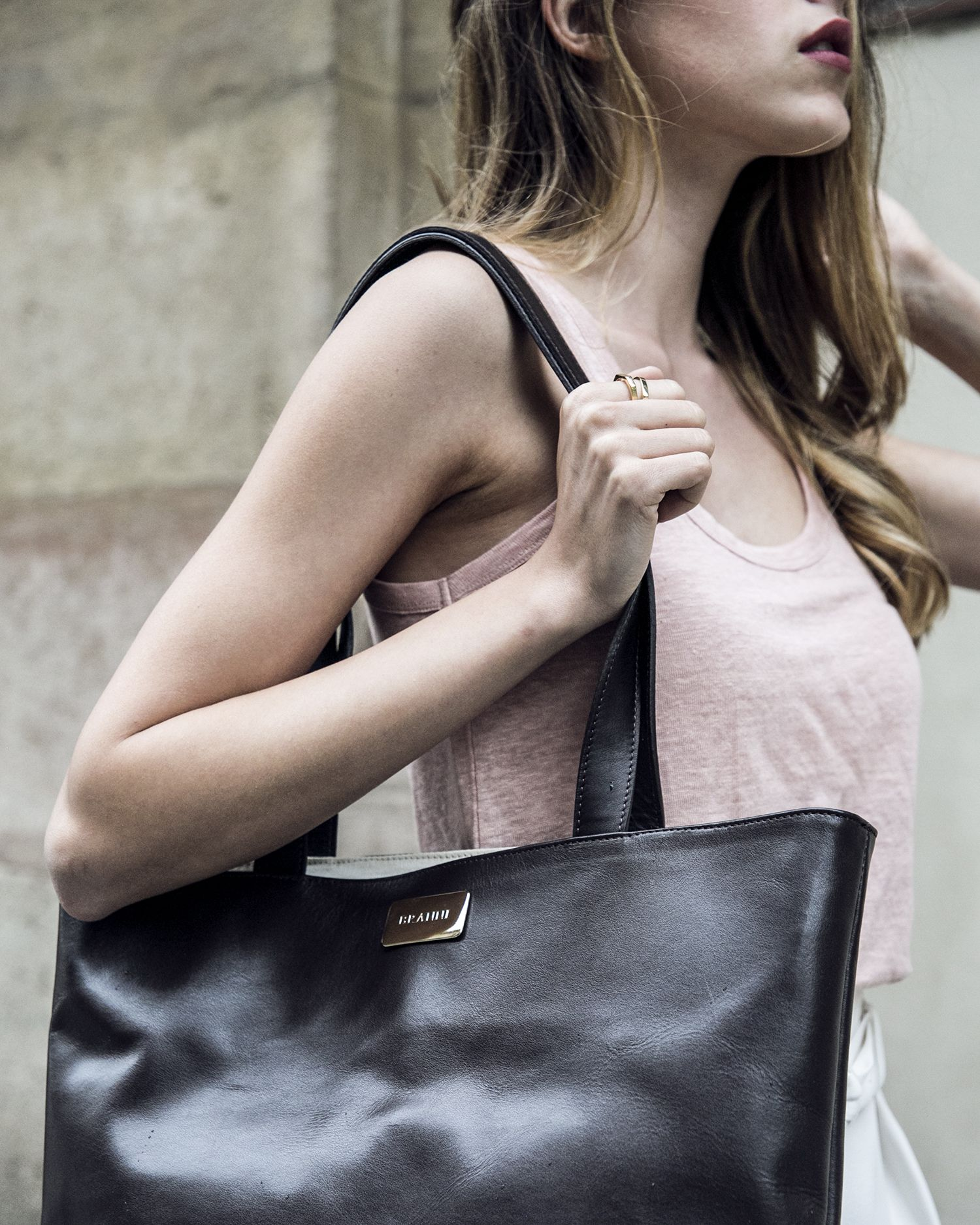 Leather BrownBranni Branni's In Bag Tote Bags 2019 Emma TFl1c3KJ