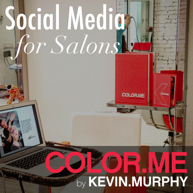 Social Media Basics for Your Salon by COLOR.ME by KEVIN.MURPHY on Bangstyle, House of Hair Inspiration
