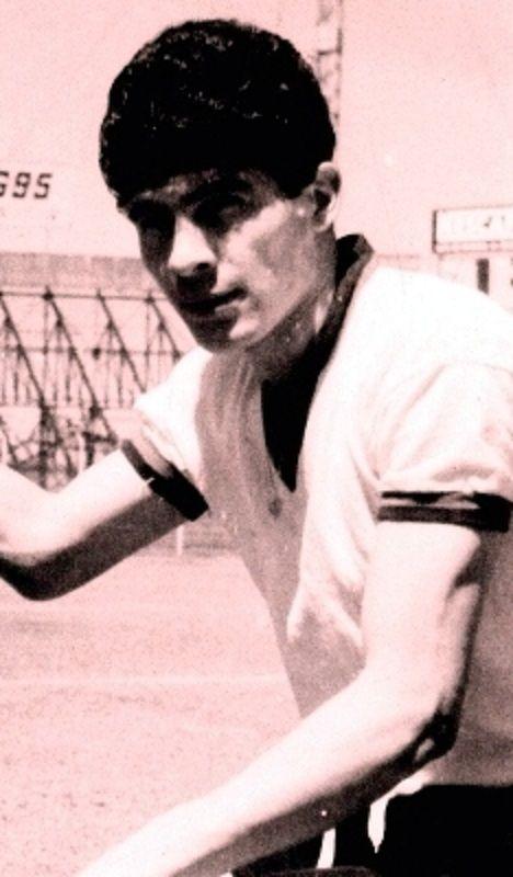 JUAN CARLOS LALLANA SAN LORENZO 1957