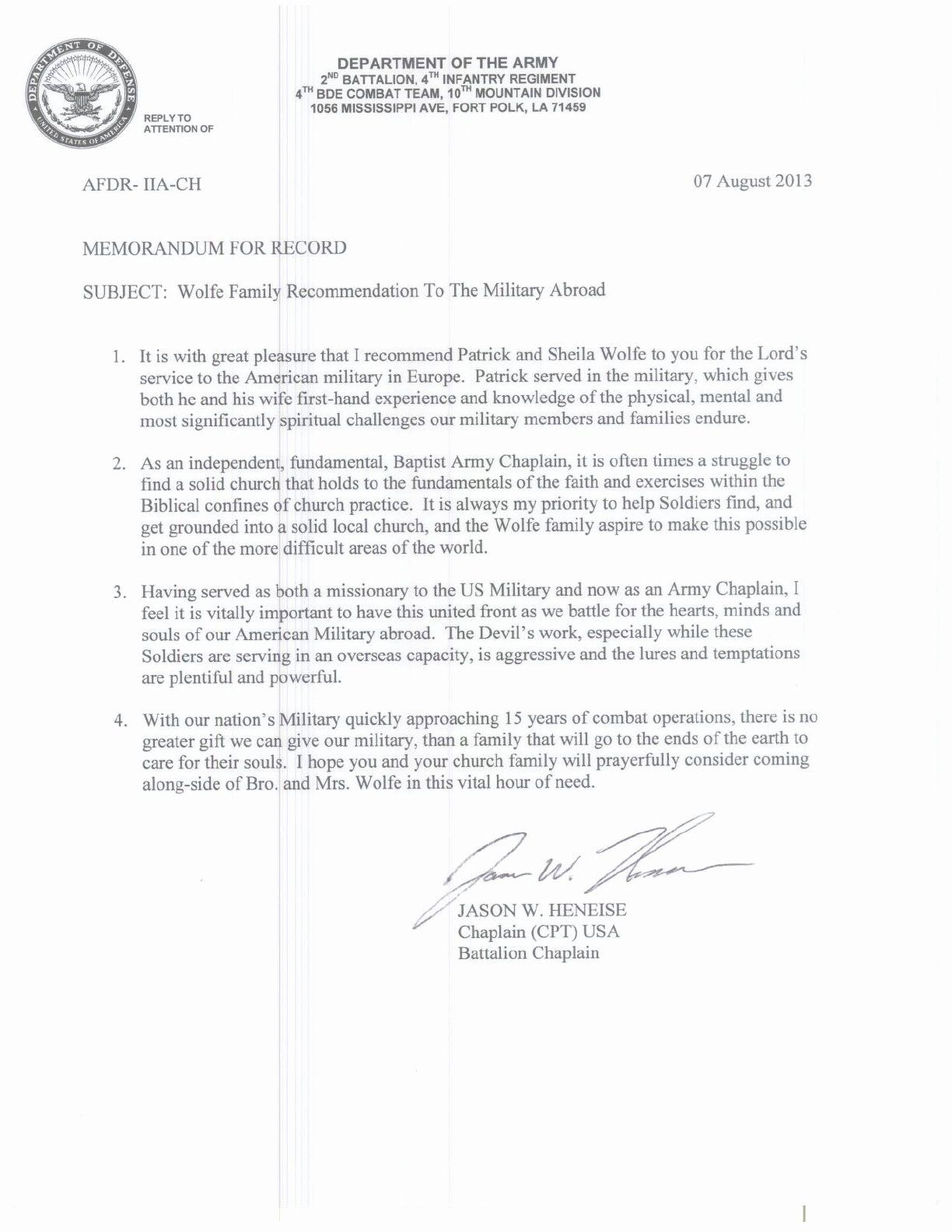 Military Letter Of Recommendation Template Lovely Best S Of Army Letter Introduction Template Letter Of Recommendation Military Letters Lettering