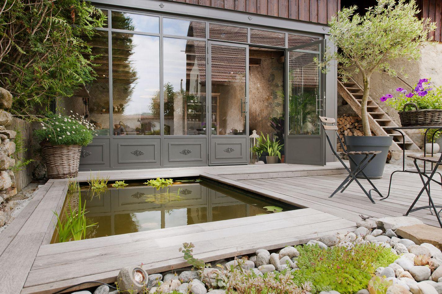 25+ bästa Lame de terrasse idéerna på Pinterest  Portail de maison, Lame ter