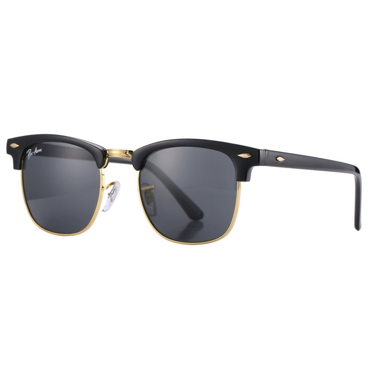 e32e7573e Pro Acme PA3016 Classic Crystal Lens Clubmaster Sunglasses in 2019 ...