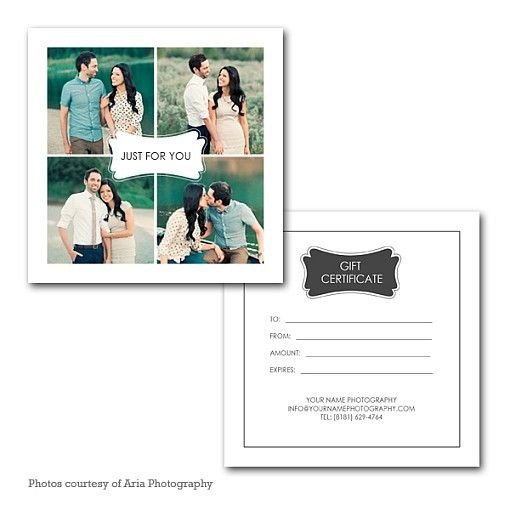 Session gift certificates engagement photos ideas pinterest session gift certificates gift certificate templategift certificatesengagement yadclub Images