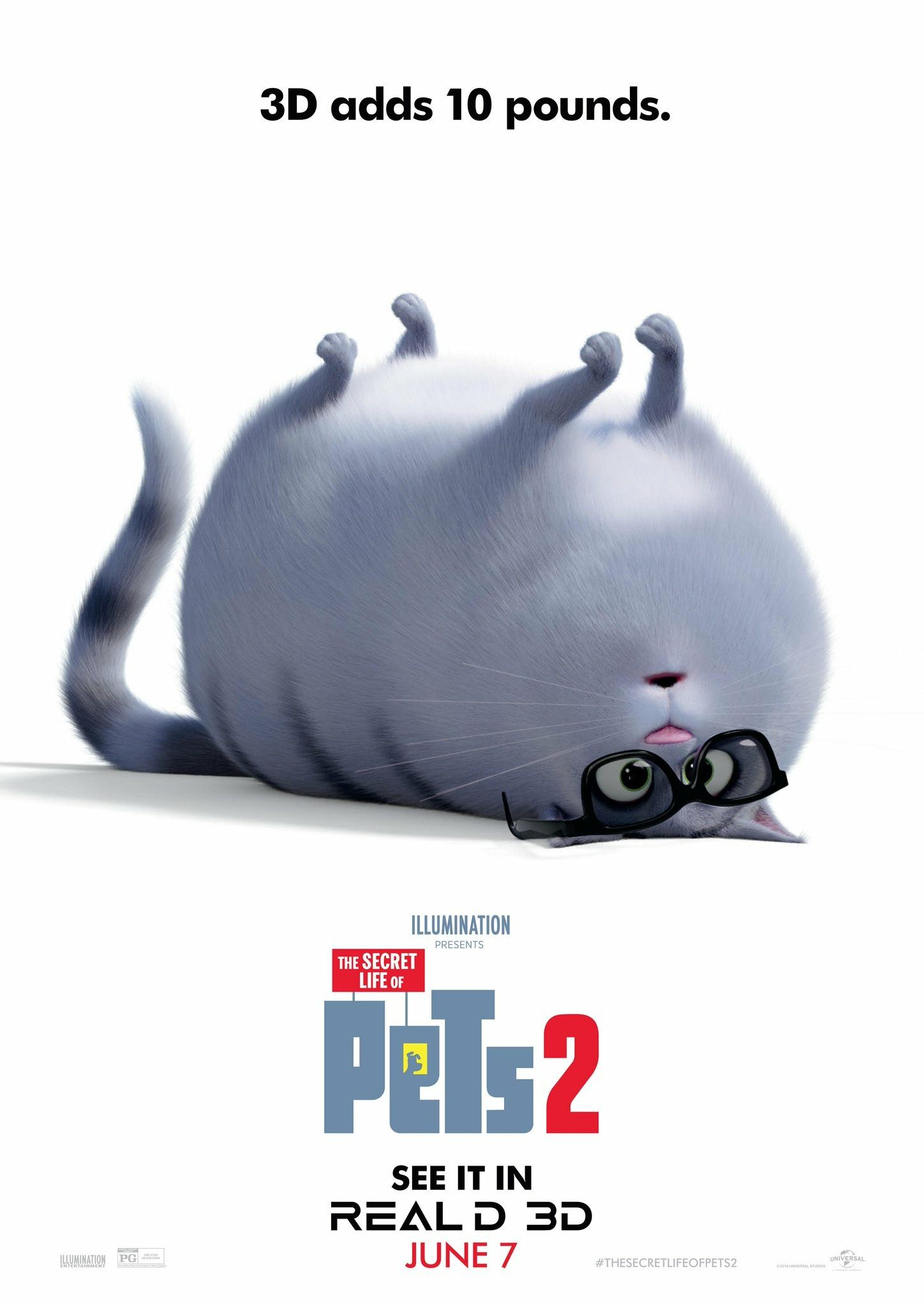 The Secret Life Of Pets 2 Secret Life Of Pets Secret Life Movie Posters