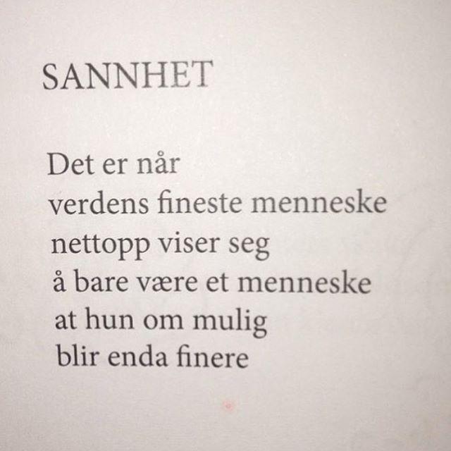 Det er vel ingen overraskelse at det er noen Trygve Skaug-dikt i @renpoesi-boken, ja:) her er ett av dem. @trygveskaug #trygveskaug