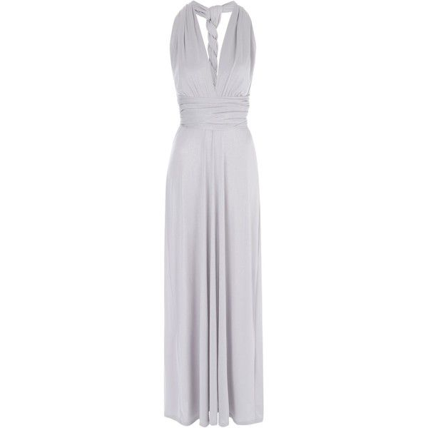 Jane Norman Multiway Maxi Dress 3 820 Rub Via Polyvore Featuring Dresses Maxi Dresses Multi Way Dress Jane Norman Multi Maxi Dress Dresses Formal Dresses