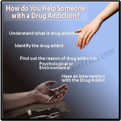 Dating someone with drug addiction