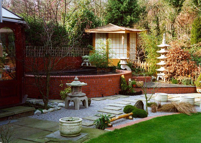 Japanese+Garden+Tea+House | Japanese Garden 5 Tea House