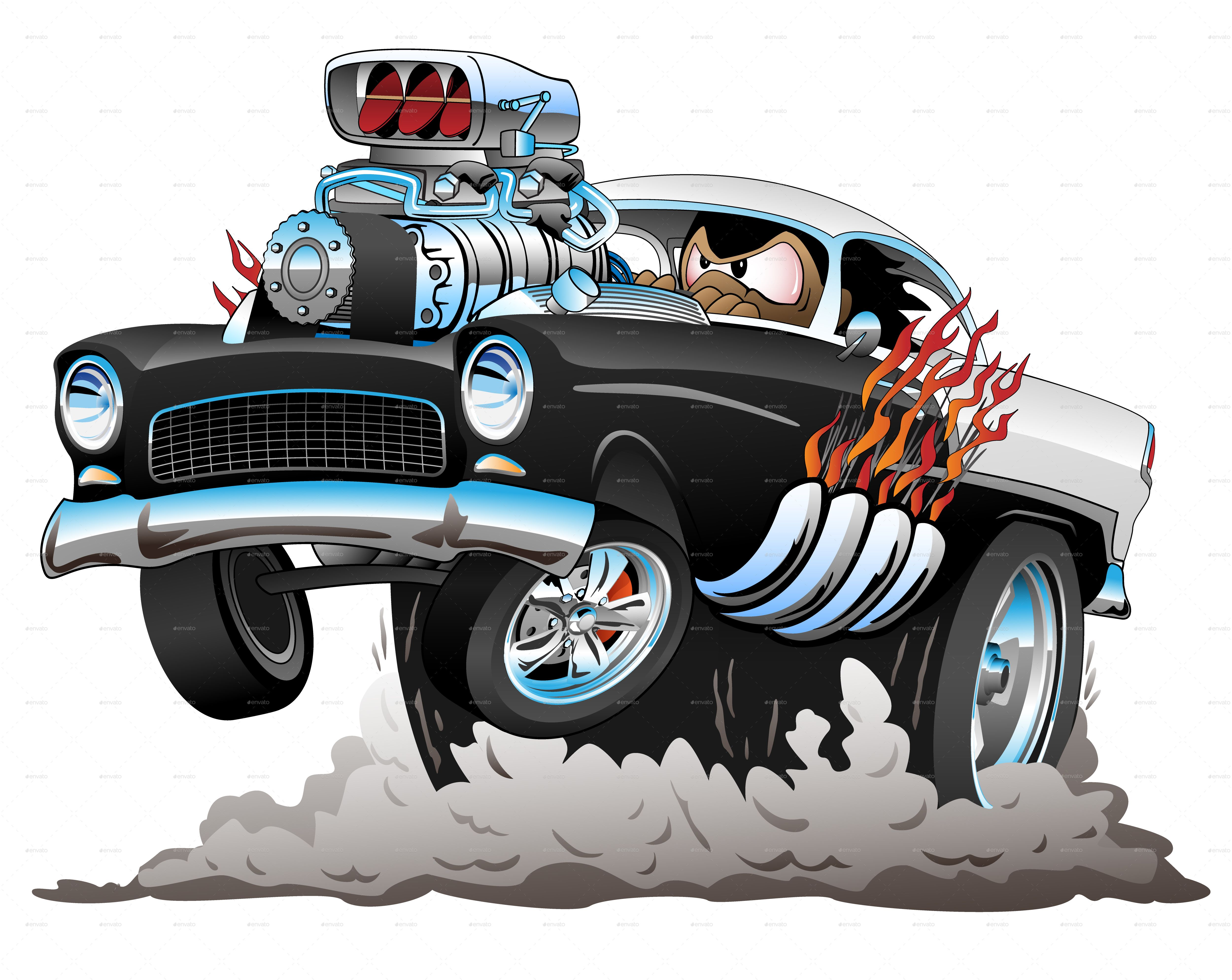Old Car Cartoon Vector Illustration Cartoon Car Illustration Vector Car Cartoon Cool Car Drawings Car Humor