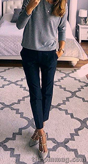 Photo of Simple Work Fall Outfits Ideas for Women – Street Style Outfits