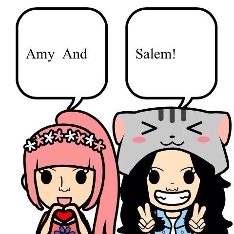 Amy And Salem