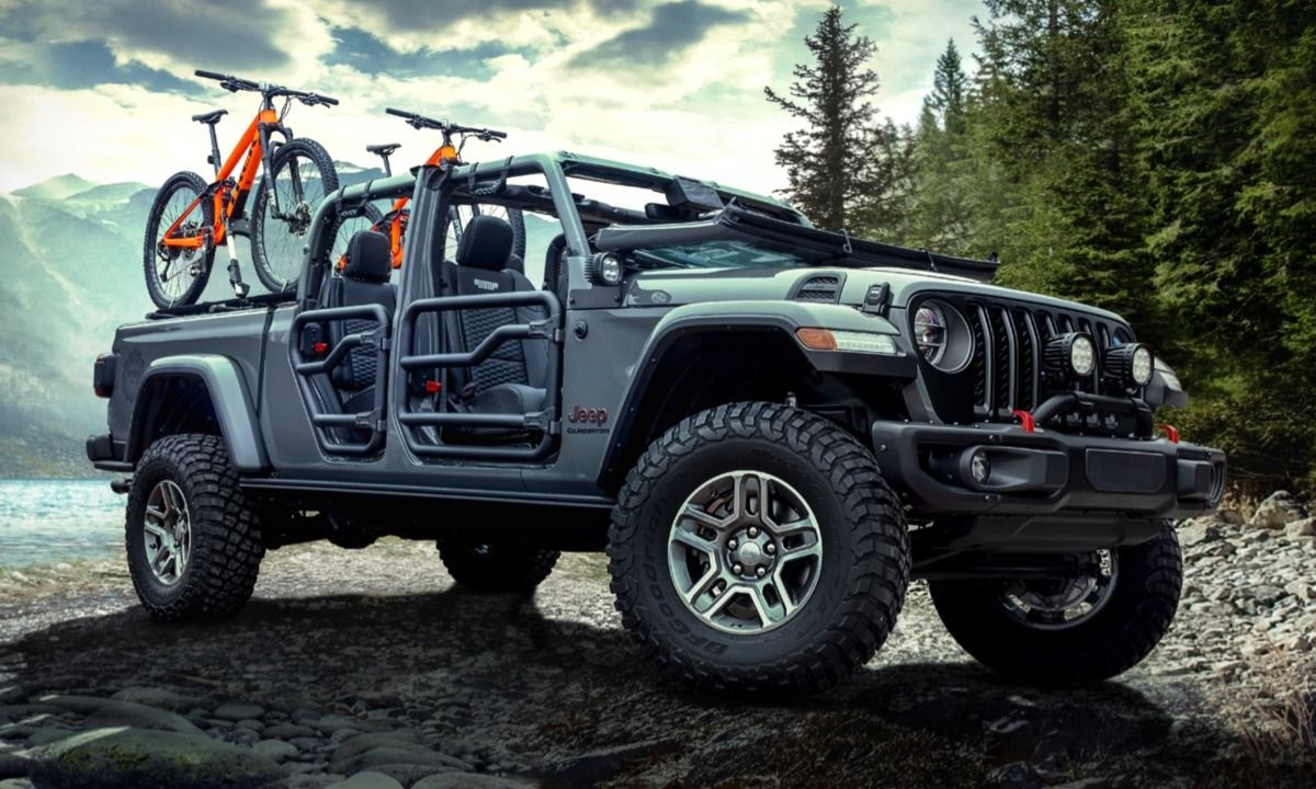 Not Only Is The New Jeep Gladiator Arguably The Coolest Pickup