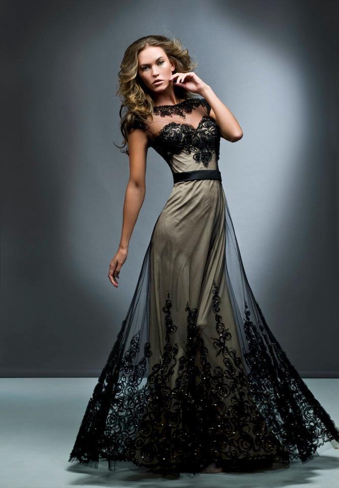 Lace gown fabulous vestidos vestidos largos und vestidos incre bles - Sportlich elegante kleidung ...