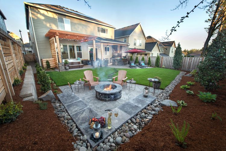 Garden Tour: An Oregon Backyard Goes from Dull to Spectacular