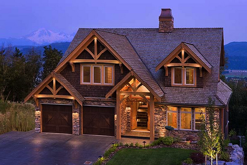 I Love The Exterior Perfect Style If We Were To Build In Alaska Timber House Log Cabin Homes Timber Frame Homes