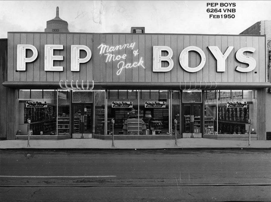Pep Boys Store Hours >> Pep Boys San Diego Ca Owasso Community Theater