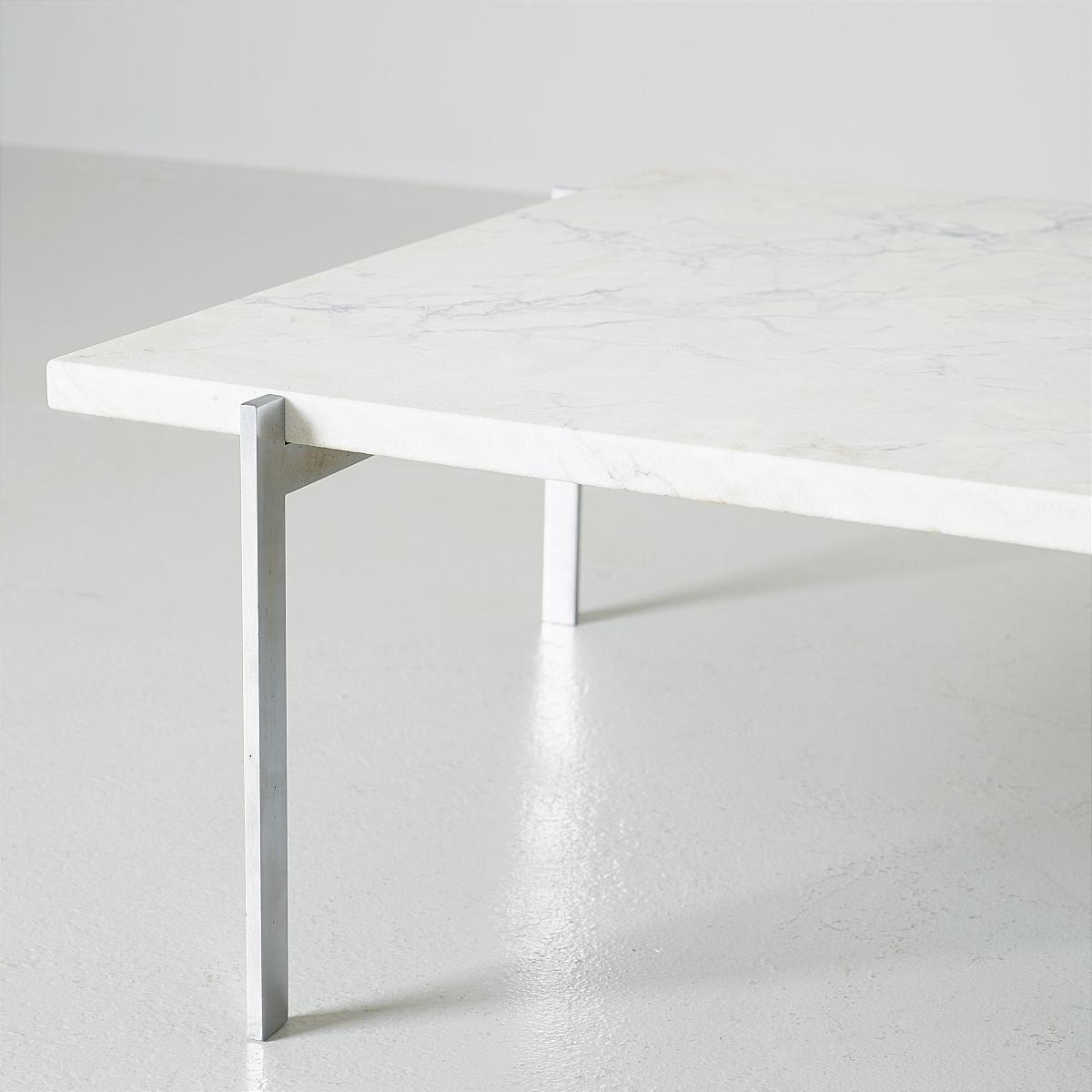 "Kinsella Coffee Table: POUL KJAERHOLM, ""PK-61 "", An Occasional Table For E. Kold"