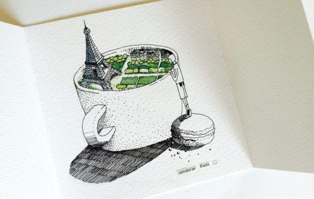 Savourer Paris