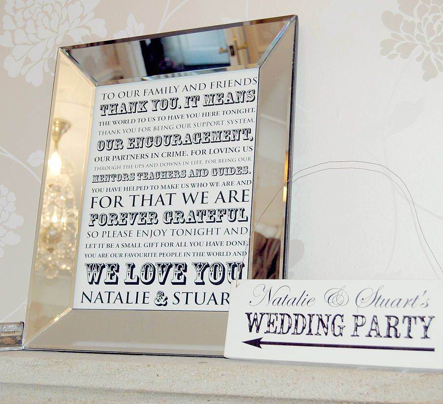 Thank You Wording For Wedding Gifts: Thank You Wedding Wording No Gift