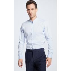 Photo of Stand-up collar shirts for men