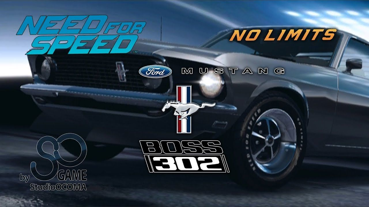 New Car Ford Mustang Boss 302 Need For Speed No Limits