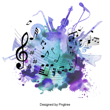 Beautiful Cartoon Hand Painted Music Symbol Staff Music Clipart Music Aesthetic Png Transparent Clipart Image And Psd File For Free Download Music Symbols Music Clipart Music Drawings
