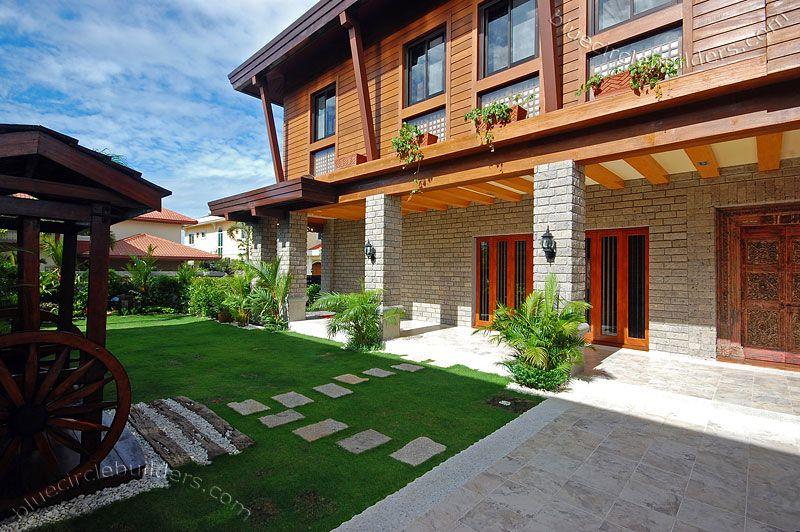 landscaping modern house design