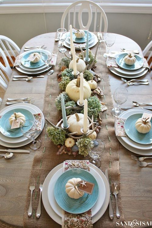 List of Awesome Thanksgiving Decoration DIY Project 1