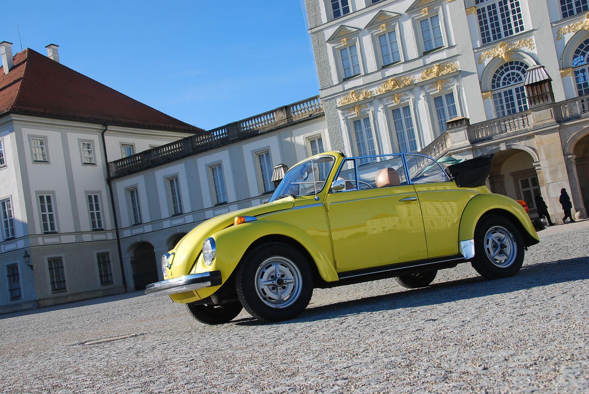Rent a Käfer in Munich | Nostalgic Classic Car Travel | VW Käfer ...