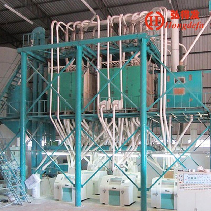 If you are interested in wheat flour mill machiner machine, contact