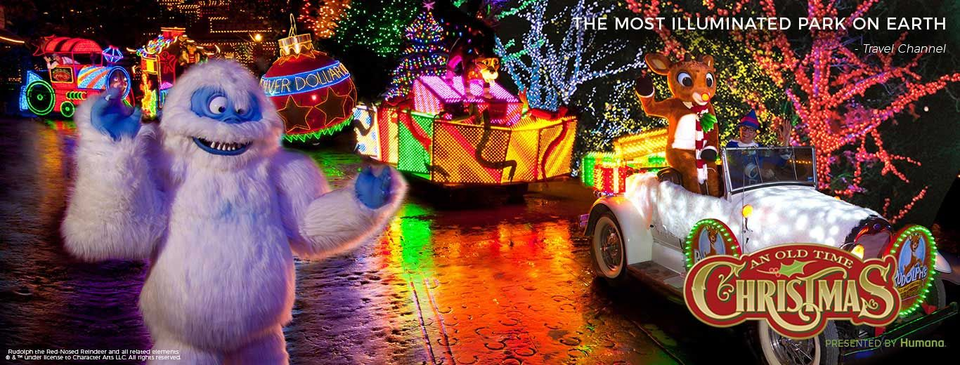 The Travel Channel calls Silver Dollar City the most illuminated