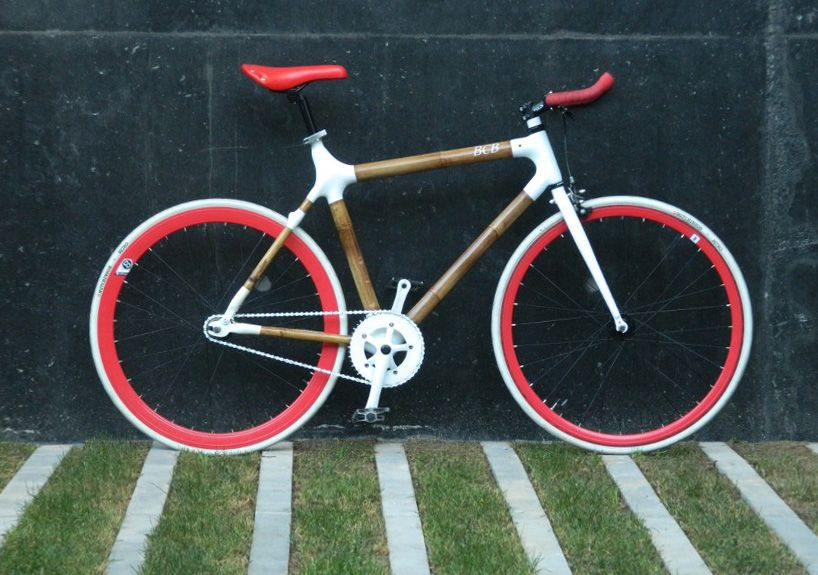 Three Bamboo And Carbon Fiber Bicycles Form Customizable Range