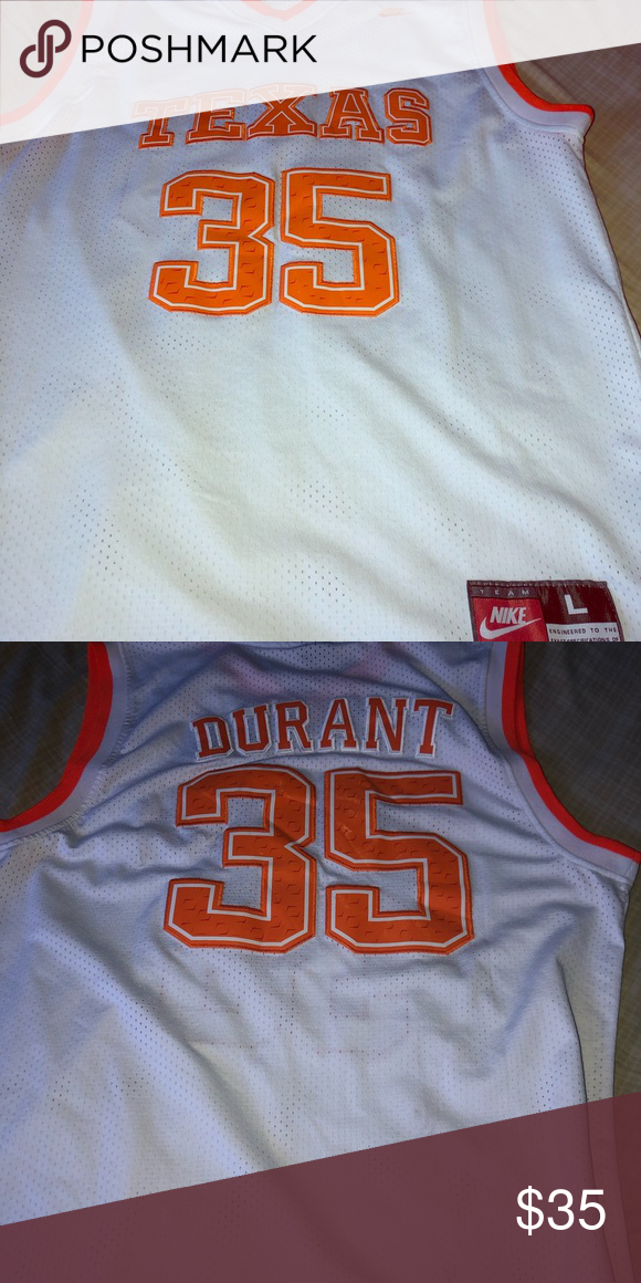 watch a770b a7673 Kevin Durant College Basketball Jersey Official Kevin Durant ...
