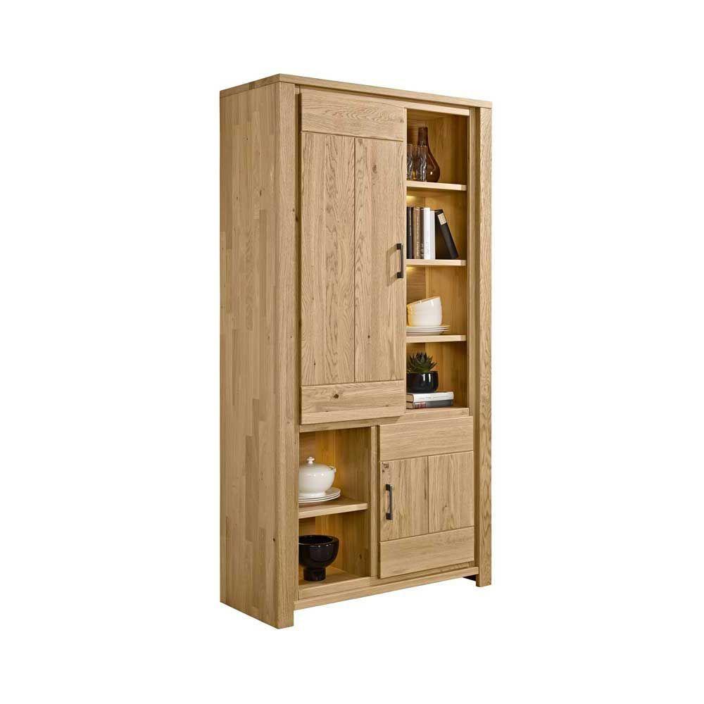 Massivholzschrank aus Eiche Wohnzimmer wohnzimmerschrank,wohnzimmer ...