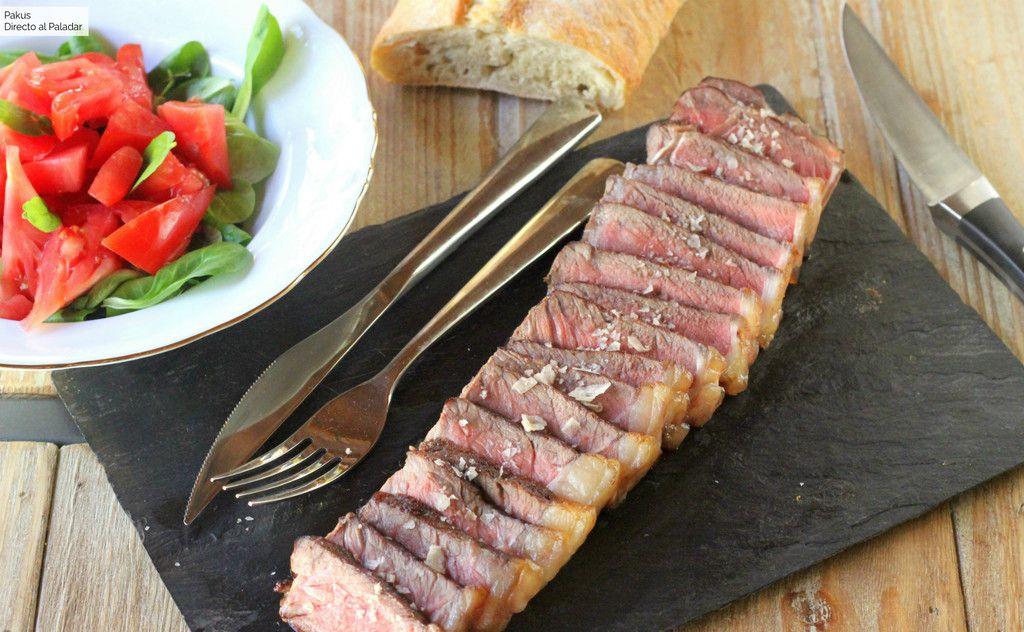 Trucos Del Chef Para Hacer El Entrecot Perfecto En Casa Recetas Comida Sin Carne Platos De Carne Recetas Con Carne