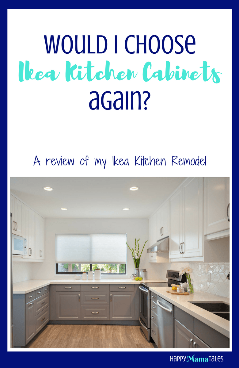 This is an awesome ikea kitchen cabinets review lots of pros and cons with tips