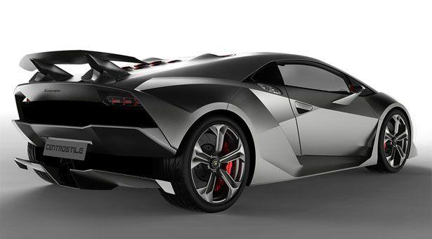 Lamborghini Sesto Elemento Redefines The Meaning Of Futuristic Sports Car Amazing Ideas