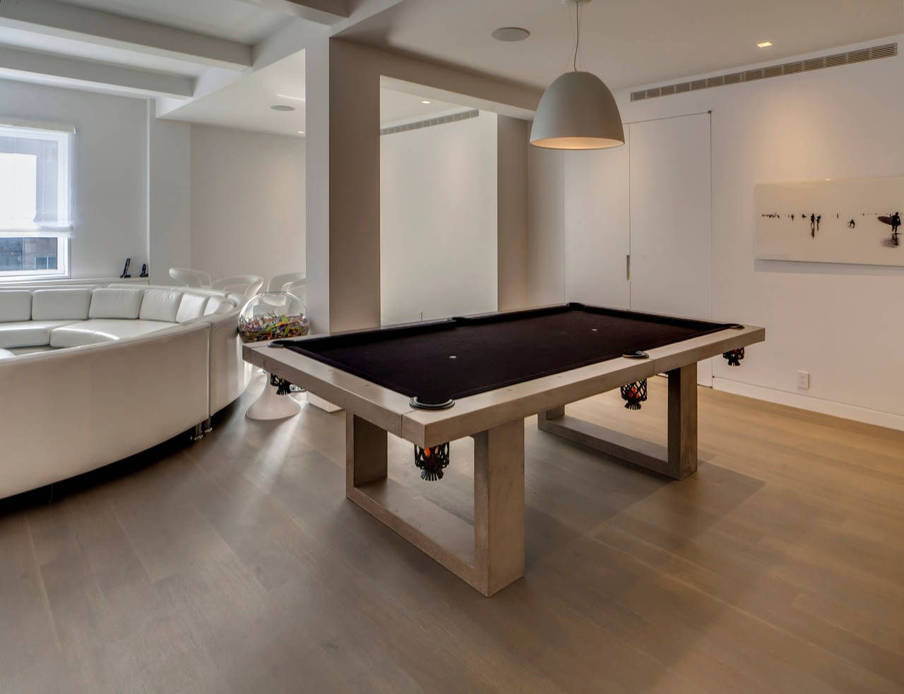Beau James De Wulf Pool Table | From A Unique Collection Of Antique And Modern  Game Tables