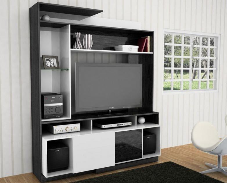Un mueble para el televisor moderno, practico y barato. | Muebles ...