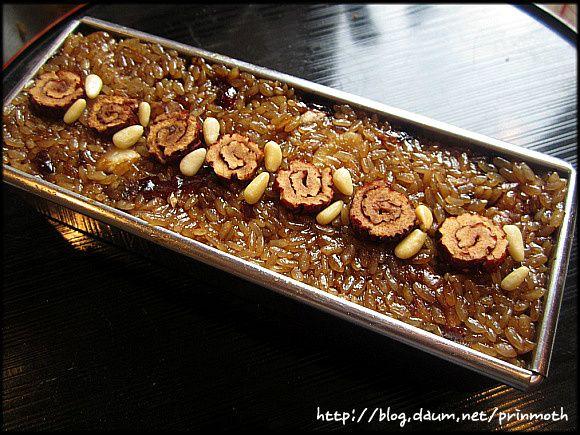 Korean Yam Cake Recipe: 간단하면서 맛있는 약밥의 황금 비율 알려 드릴께요~~^^* – 레시피