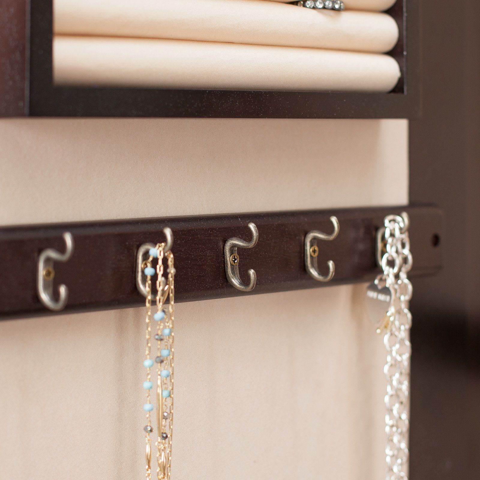 33+ Belham living lighted wall mount locking jewelry armoire ideas in 2021