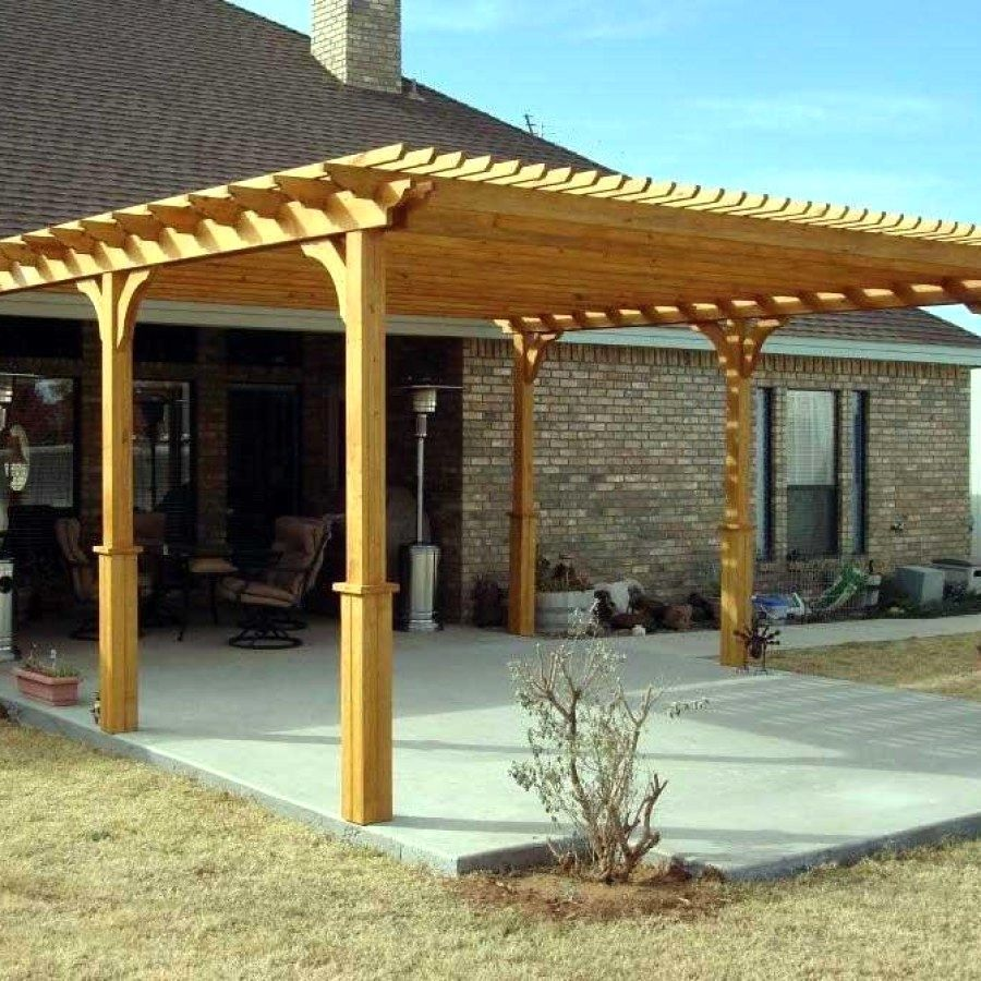 Pergola Design Builders: Pergolas & Arbors Design No. 12712S