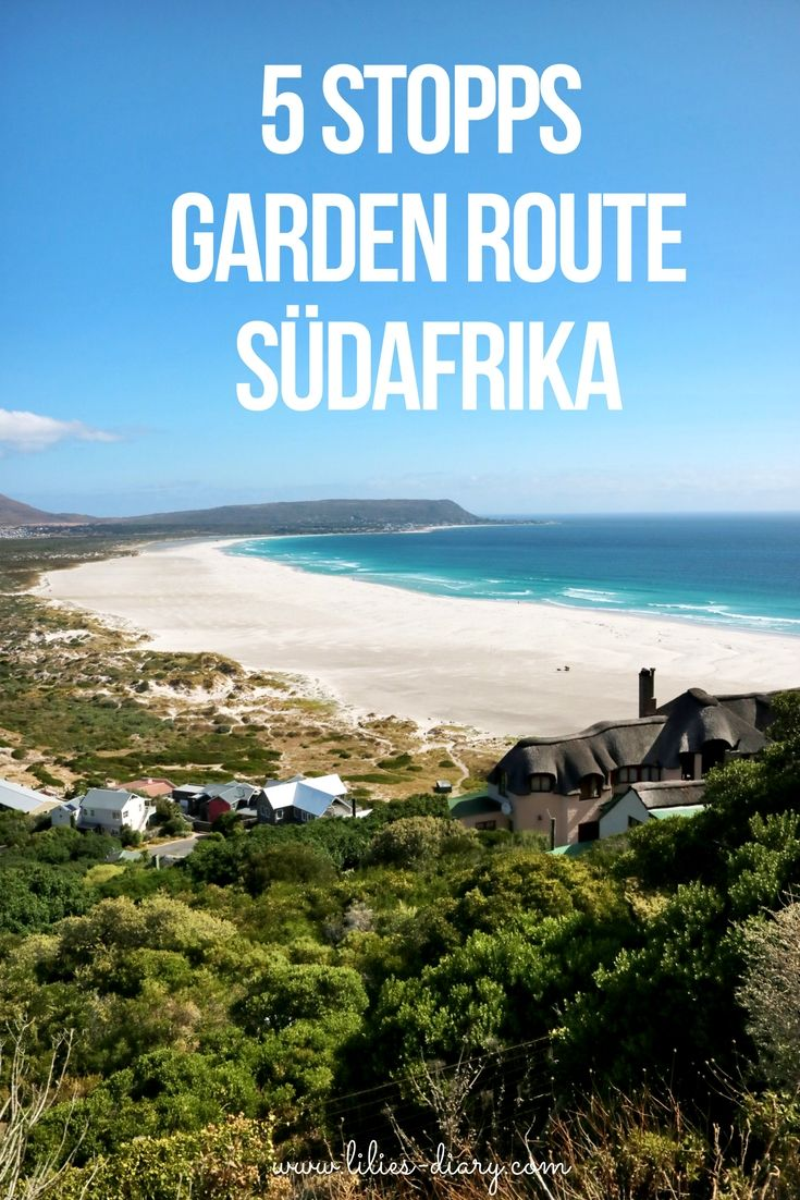 Photo of Südafrika Roadtrip: Die Garden Route in 5 Stops – Love At First Sight