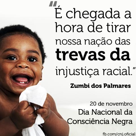 20 De Novembro Frase Dia Nacional Da Consciência Negra 11 Datas