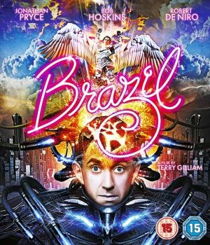 Brazil Blu-ray cover