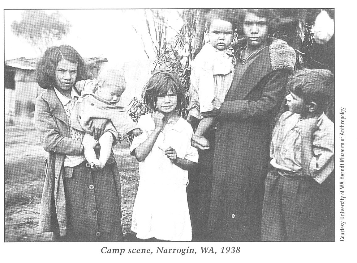 Australian Aboriginal Stolen Generation